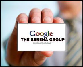the serena group on the web